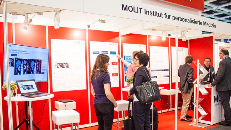Das MOLIT Institut bei der ConhIT 2018